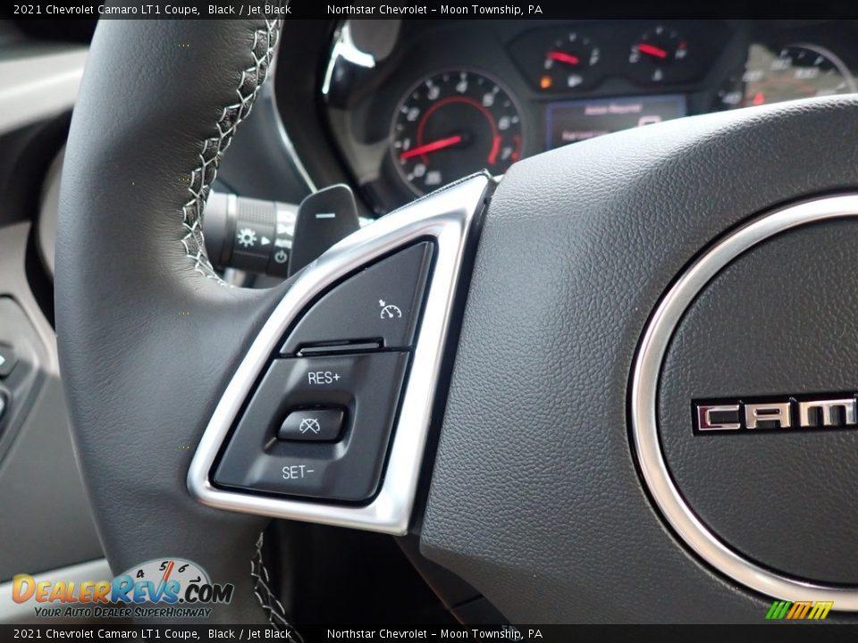 2021 Chevrolet Camaro LT1 Coupe Steering Wheel Photo #18