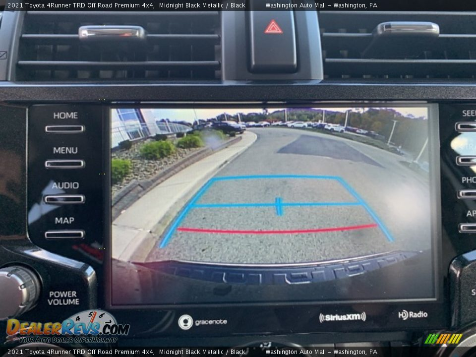 2021 Toyota 4Runner TRD Off Road Premium 4x4 Midnight Black Metallic / Black Photo #5