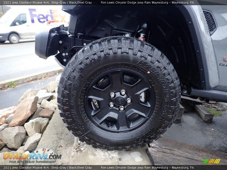 2021 Jeep Gladiator Mojave 4x4 Wheel Photo #2