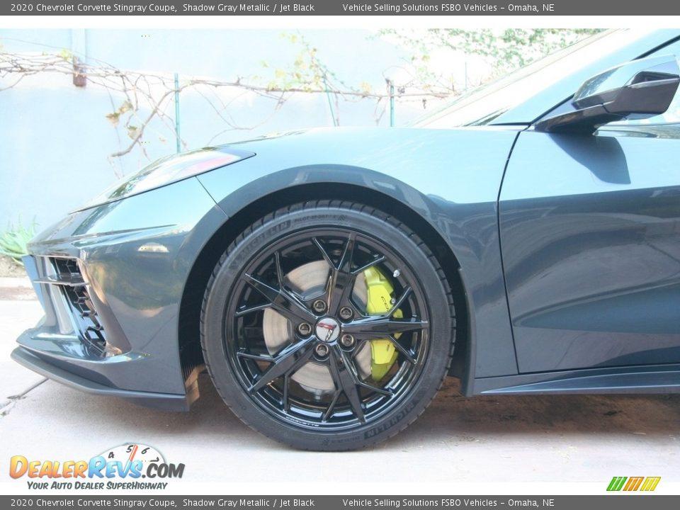 2020 Chevrolet Corvette Stingray Coupe Wheel Photo #25