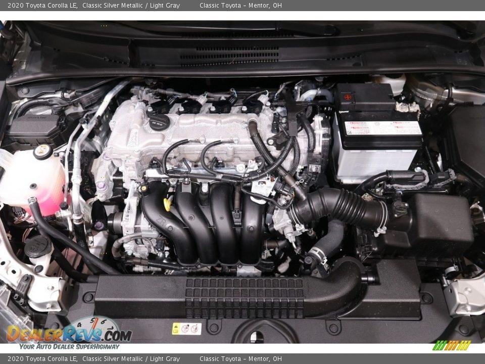 2020 Toyota Corolla LE 1.8 Liter DOHC 16-Valve VVT-i 4 Cylinder Engine Photo #19