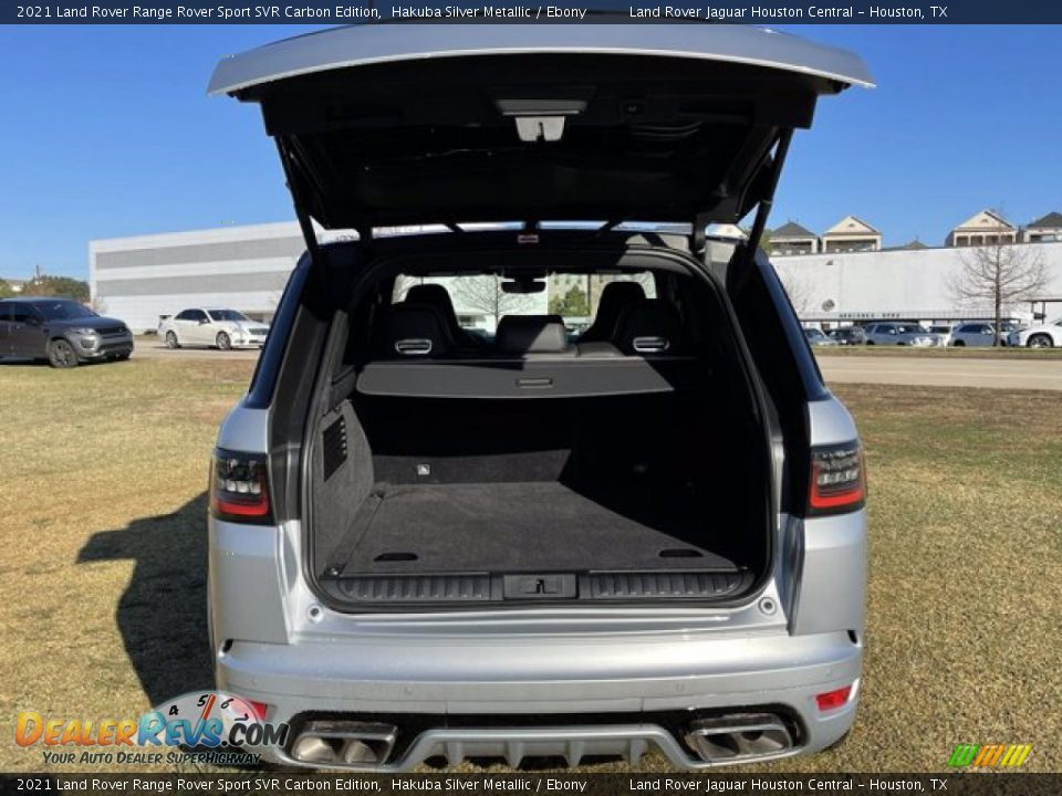 2021 Land Rover Range Rover Sport SVR Cabon Edition Trunk Photo #33