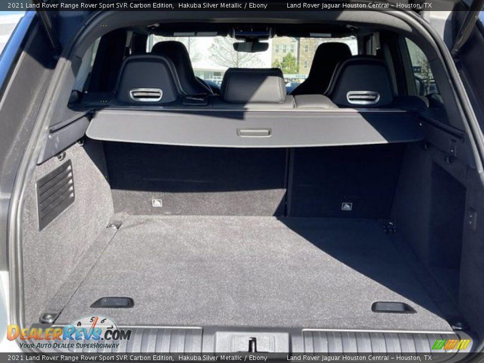 2021 Land Rover Range Rover Sport SVR Cabon Edition Trunk Photo #34