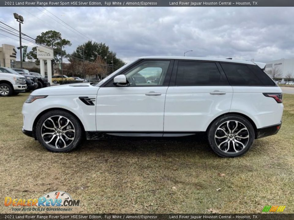 Fuji White 2021 Land Rover Range Rover Sport HSE Silver Edition Photo #7