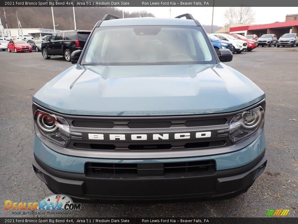2021 Ford Bronco Sport Big Bend 4x4 Logo Photo #4