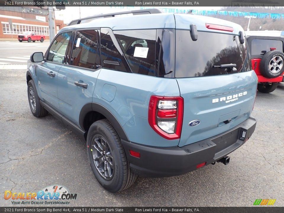 Area 51 2021 Ford Bronco Sport Big Bend 4x4 Photo #7