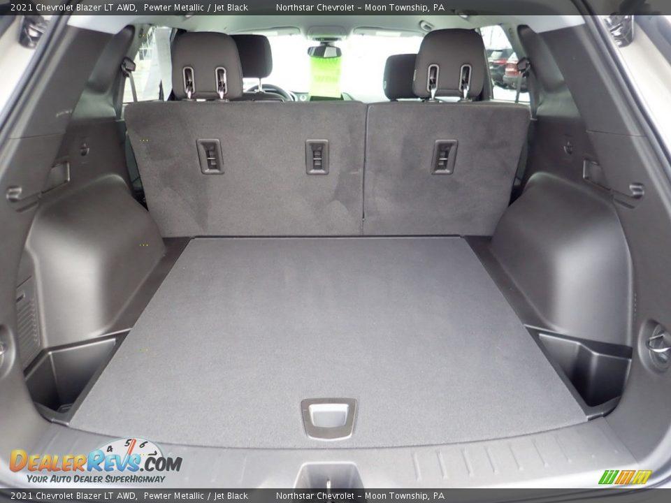 2021 Chevrolet Blazer LT AWD Trunk Photo #5