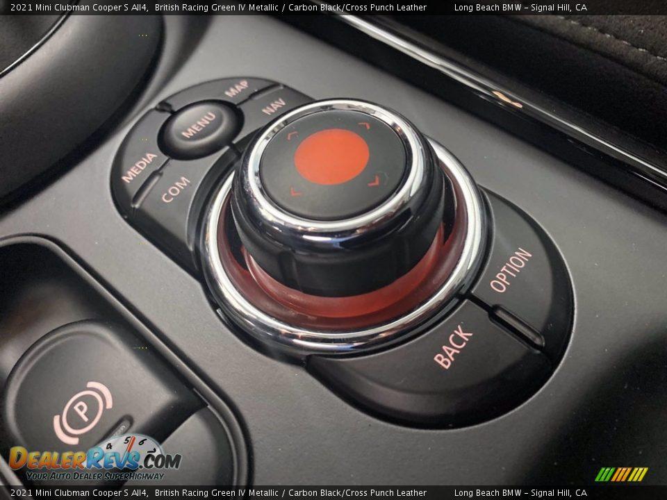 Controls of 2021 Mini Clubman Cooper S All4 Photo #24