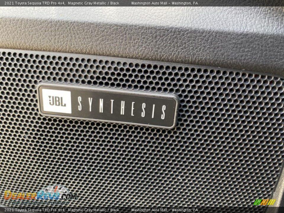 2021 Toyota Sequoia TRD Pro 4x4 Magnetic Gray Metallic / Black Photo #22
