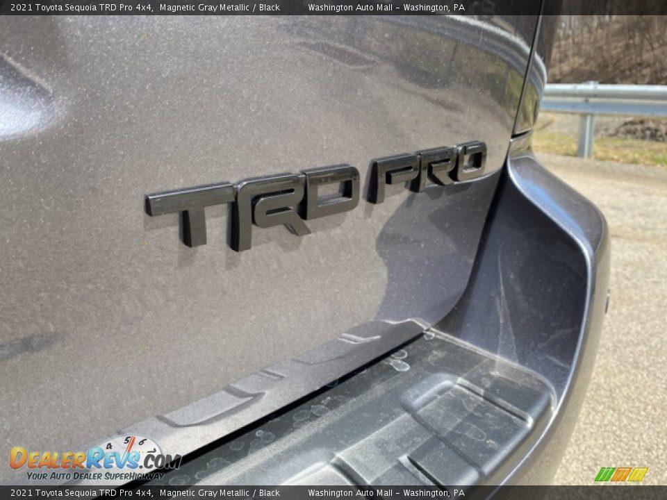2021 Toyota Sequoia TRD Pro 4x4 Logo Photo #26