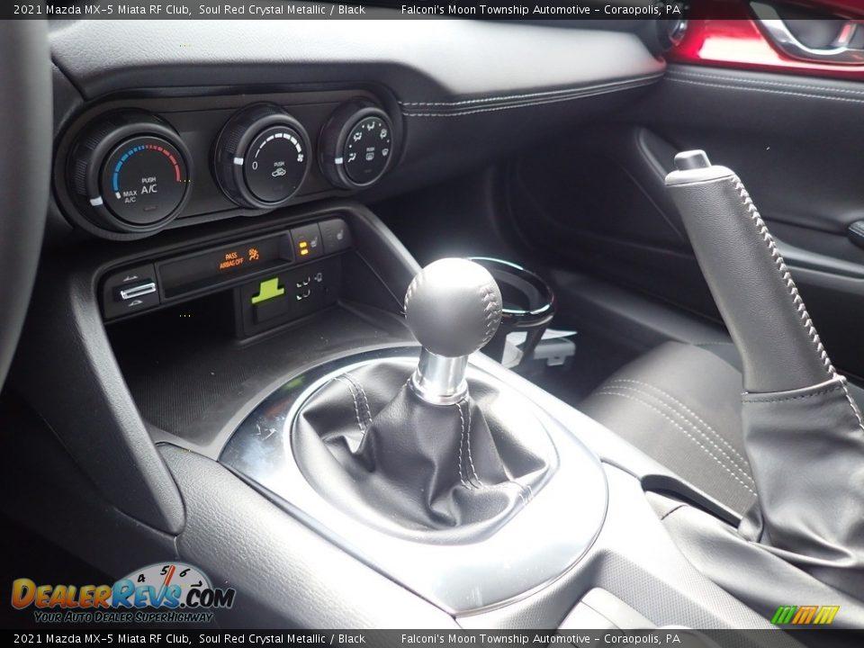 2021 Mazda MX-5 Miata RF Club Shifter Photo #13