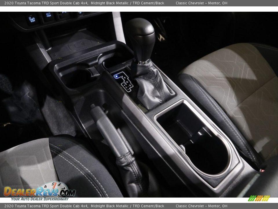 2020 Toyota Tacoma TRD Sport Double Cab 4x4 Shifter Photo #12