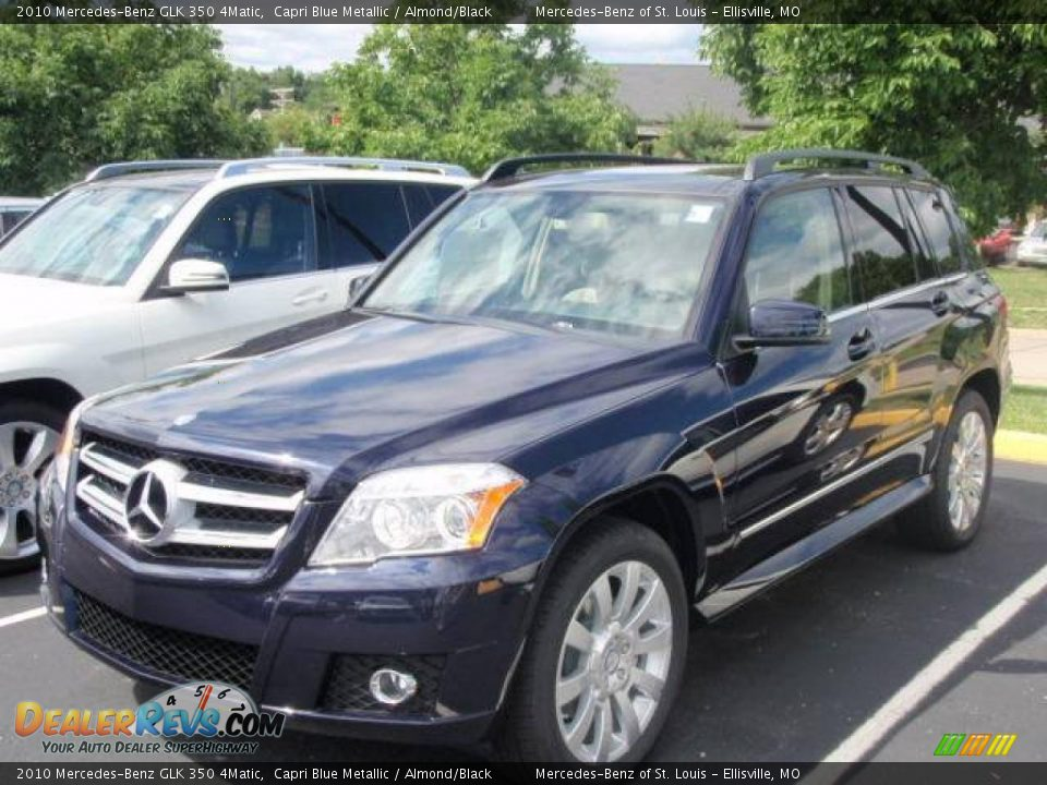 2010 mercedes benz glk 350 4matic capri blue metallic for 2010 mercedes benz glk