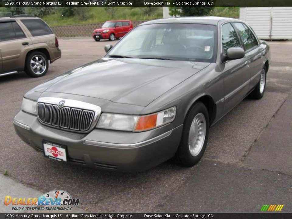 mercury grand marquis cars news videos images websites wiki dealerrevs com 1999 mercury grand marquis ls