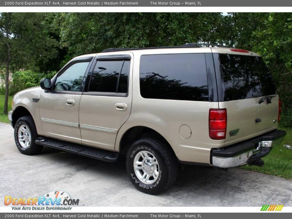Ford Expedition Xlt 2000 Ford Expedition Xlt 4x4 Harvest