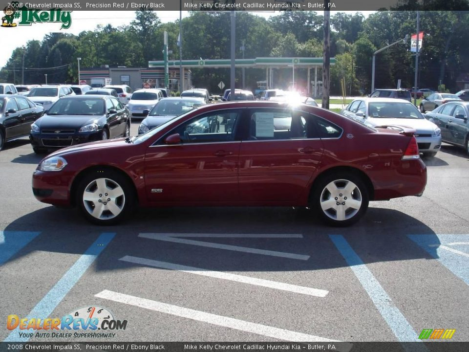 2008 chevrolet impala ss yahoo autos new car pictures. Black Bedroom Furniture Sets. Home Design Ideas
