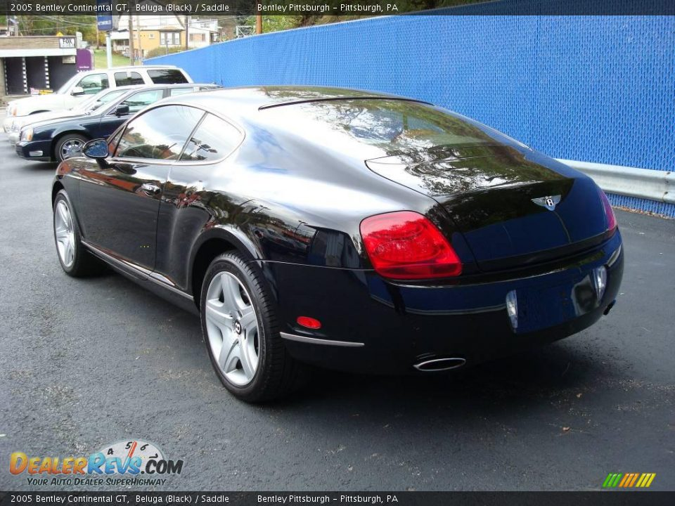 2005 bentley continental gt beluga black saddle photo 3. Cars Review. Best American Auto & Cars Review
