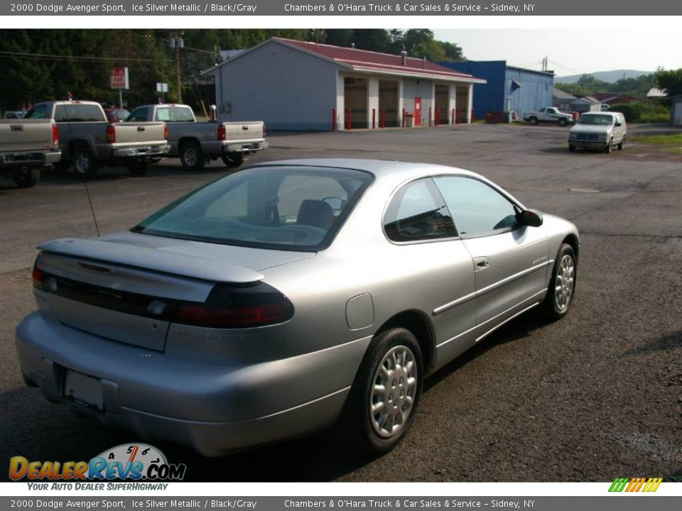 2000 dodge avenger sport ice silver metallic black gray photo 11 dealerrevs com 2000 dodge avenger sport ice silver metallic black gray photo 11 dealerrevs com