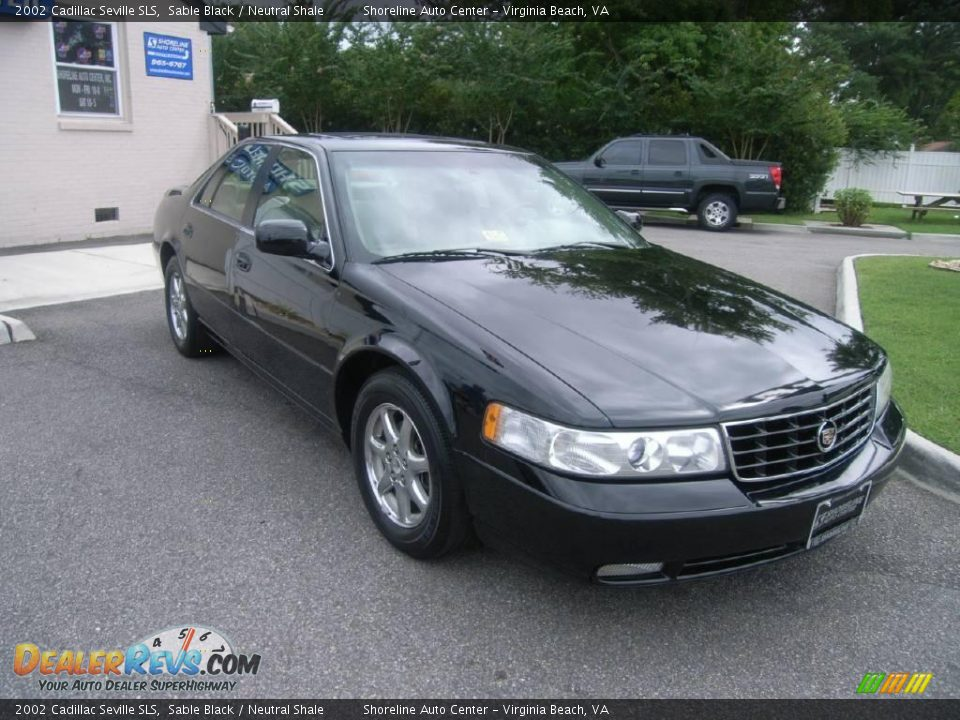 2002 cadillac seville sls sable black neutral shale. Cars Review. Best American Auto & Cars Review