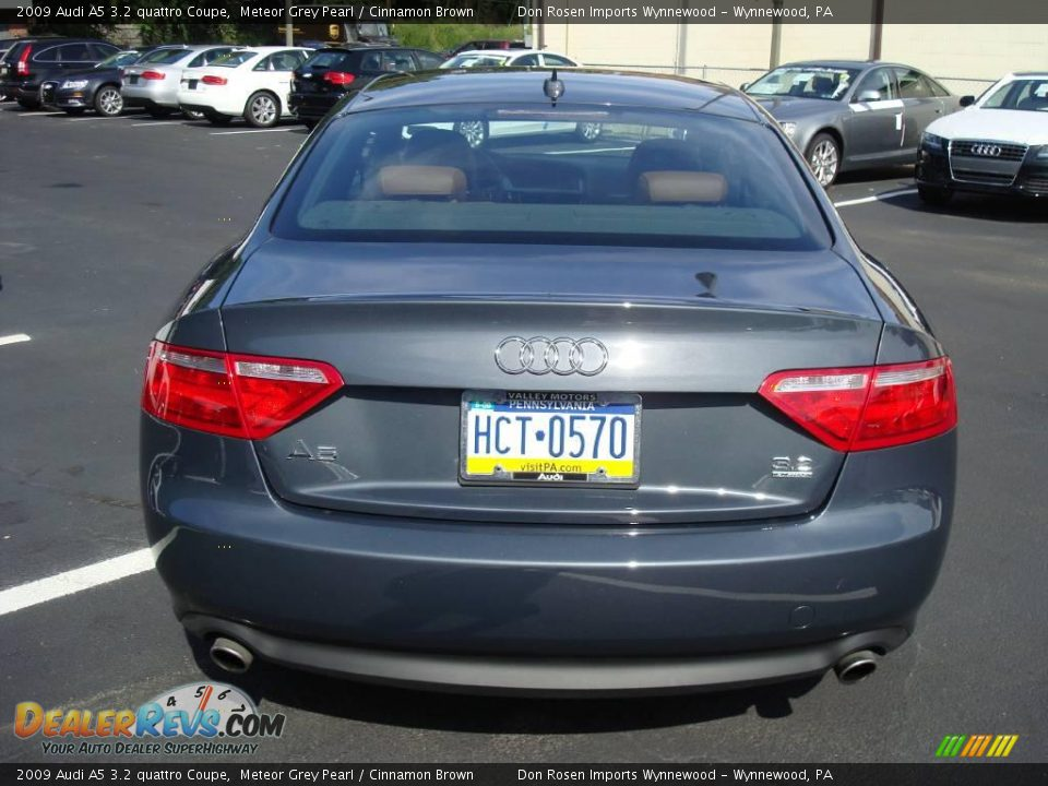 2009 audi a5 3 2 quattro coupe meteor grey pearl. Black Bedroom Furniture Sets. Home Design Ideas
