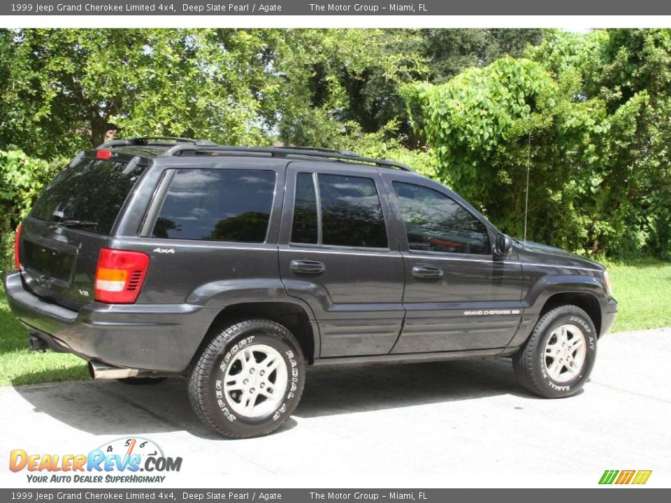 1999 jeep grand cherokee limited 4x4 deep slate pearl agate photo. Cars Review. Best American Auto & Cars Review