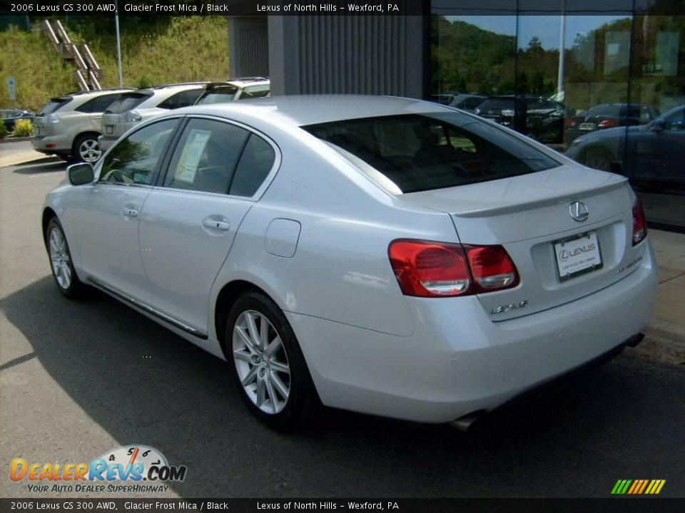 2006 lexus gs 300 awd glacier frost mica black photo 3. Black Bedroom Furniture Sets. Home Design Ideas