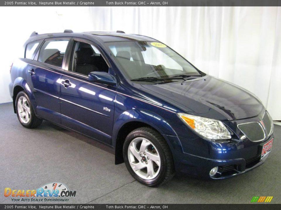 2005 Pontiac Vibe Autos Post