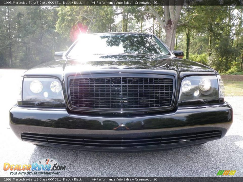 Mercedes s500 coupe 1993 cadillac for 1993 mercedes benz 500 class