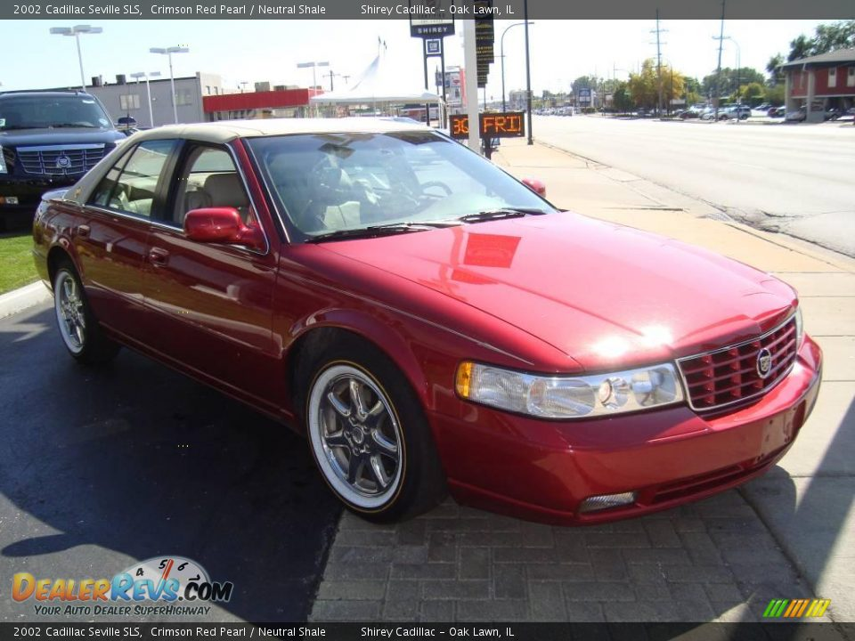 2002 cadillac seville sls crimson red pearl neutral shale photo 3 dealer. Cars Review. Best American Auto & Cars Review