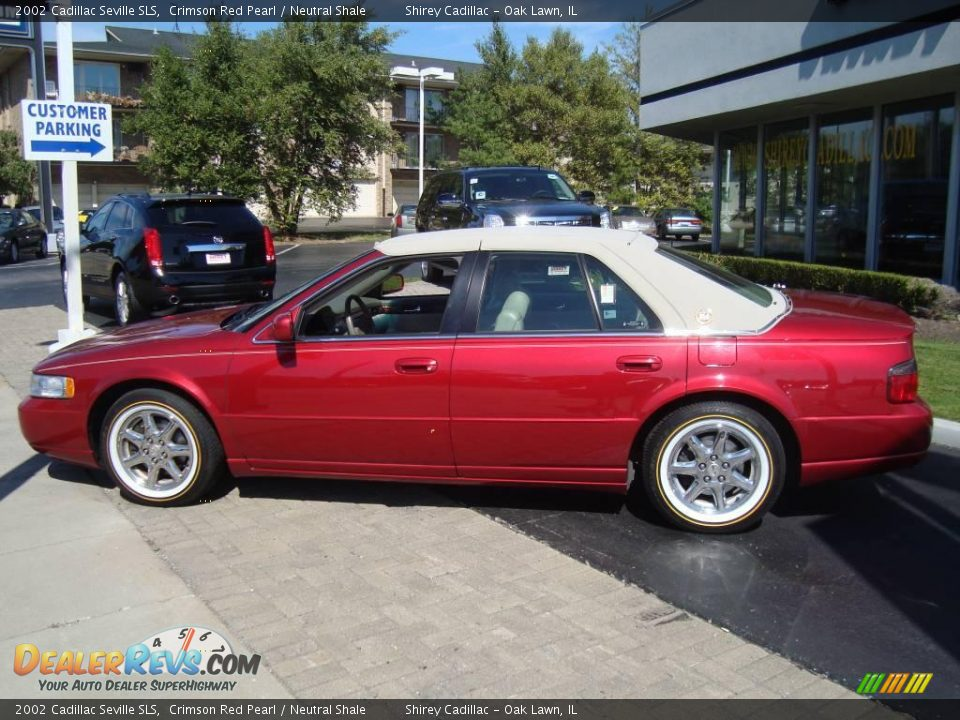 2002 cadillac seville sls crimson red pearl neutral. Cars Review. Best American Auto & Cars Review