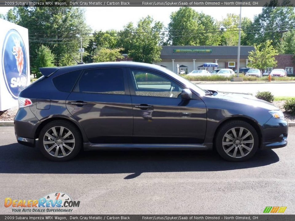 2009 subaru impreza wrx wagon dark gray metallic carbon black photo 5. Black Bedroom Furniture Sets. Home Design Ideas
