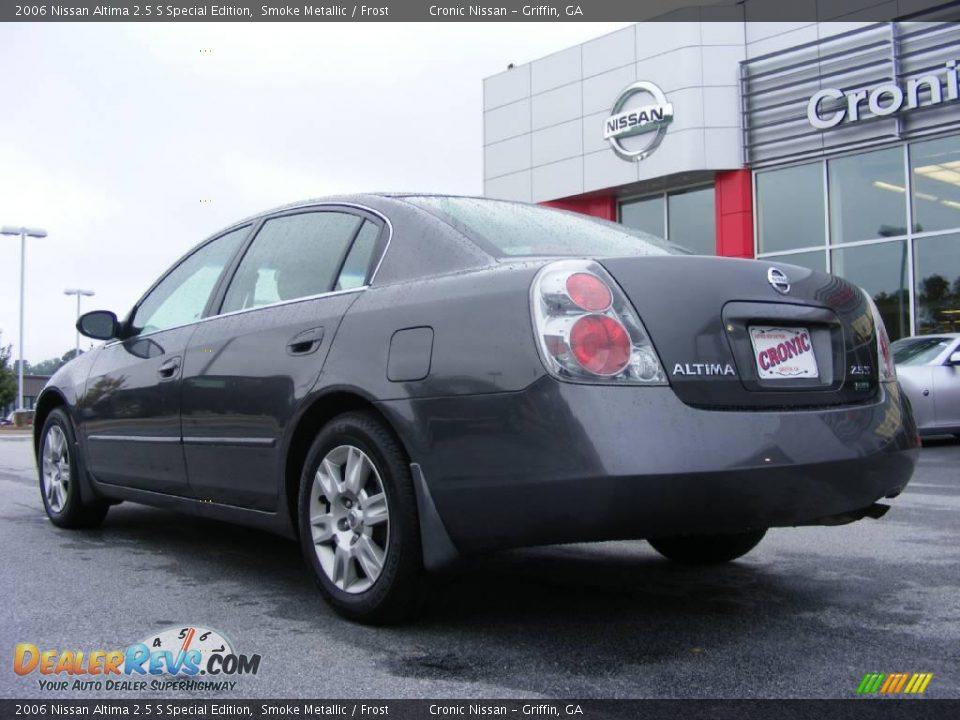 2006 nissan altima 2 5 s special edition smoke metallic. Black Bedroom Furniture Sets. Home Design Ideas