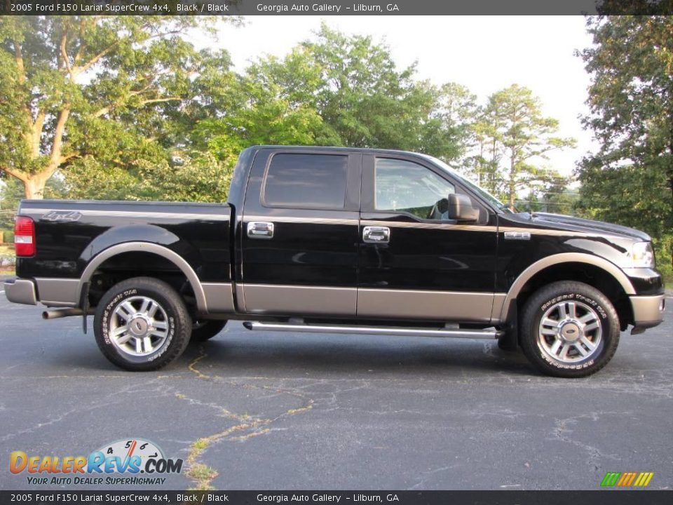 2005 Ford F150 Supercrew 4x4 Lariat Leveled.html | Autos