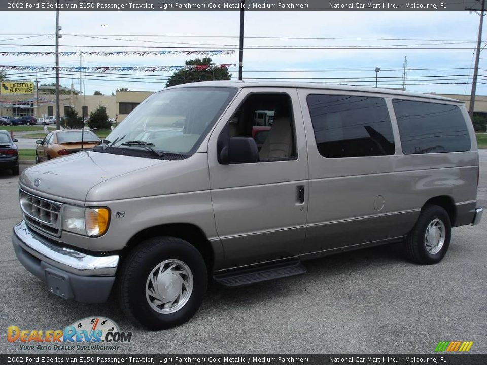 2002 ford e series van e150 passenger traveler light. Black Bedroom Furniture Sets. Home Design Ideas