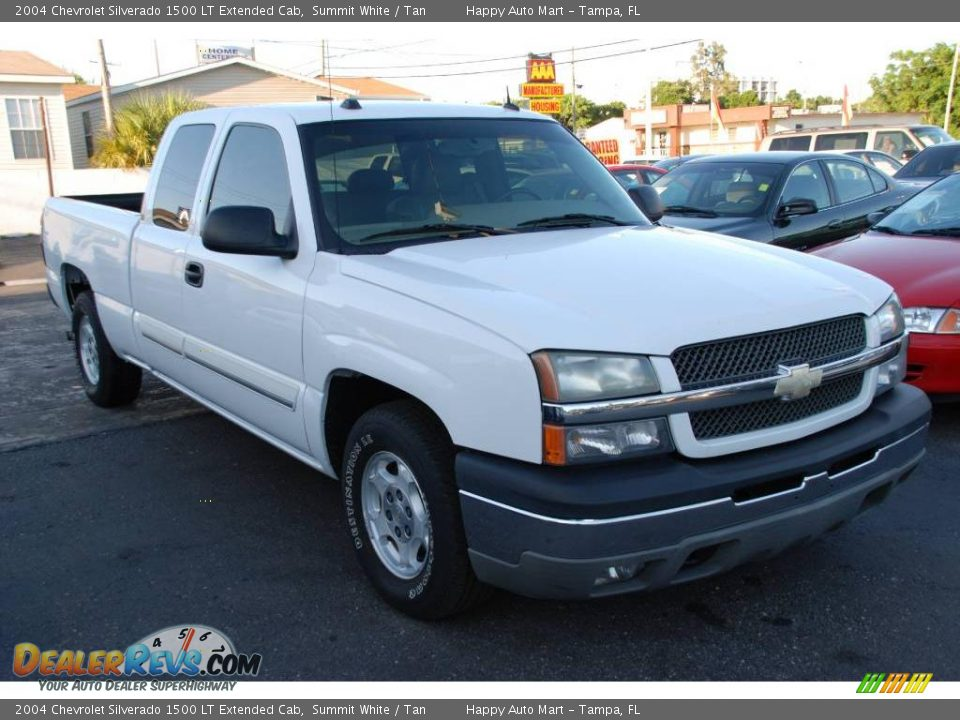 2004 chevrolet silverado 1500 lt extended cab summit white. Black Bedroom Furniture Sets. Home Design Ideas