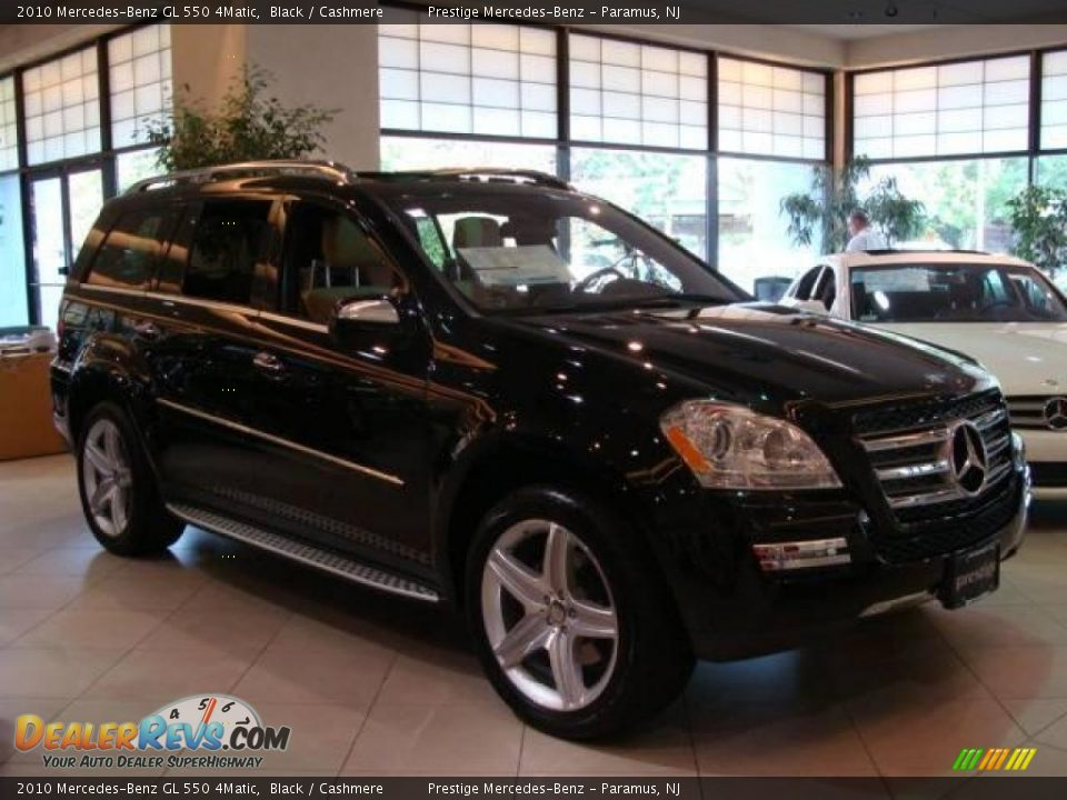 2010 mercedes benz gl 550 4matic black cashmere photo 1 for Mercedes benz 550 gl