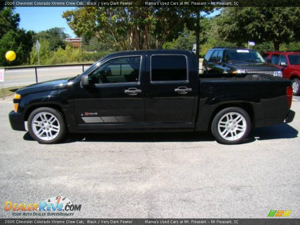 2006 chevrolet colorado xtreme crew cab black very dark pewter photo 5. Black Bedroom Furniture Sets. Home Design Ideas