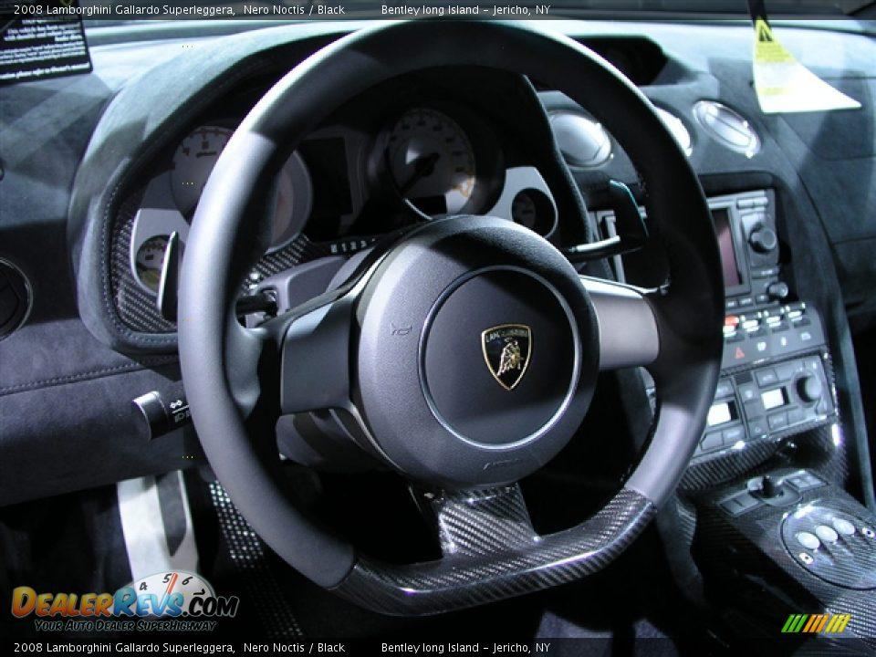 2008 Lamborghini Gallardo Superleggera Steering Wheel ...