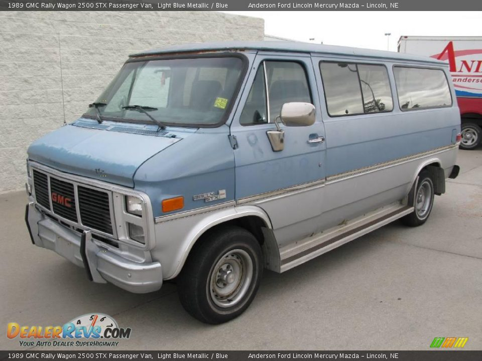 Gmc rally van #2