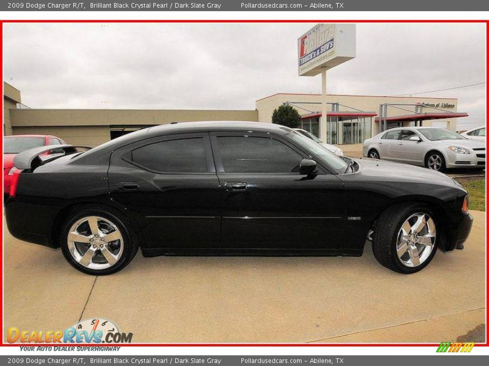 2009 dodge charger r t brilliant black crystal pearl. Black Bedroom Furniture Sets. Home Design Ideas