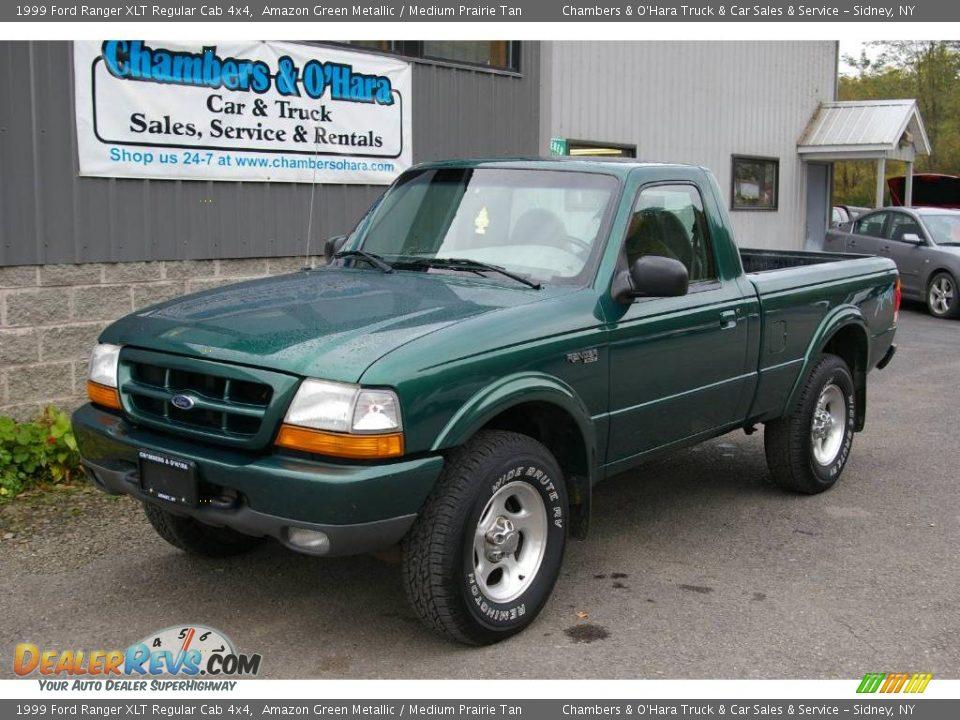 1999 ford ranger xlt 4x4 manual