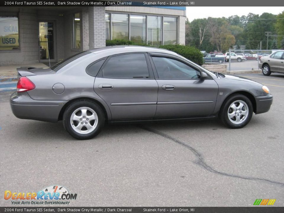 2004 ford taurus ses sedan dark shadow grey metallic dark charcoal photo 2 dealerrevs com dealerrevs com
