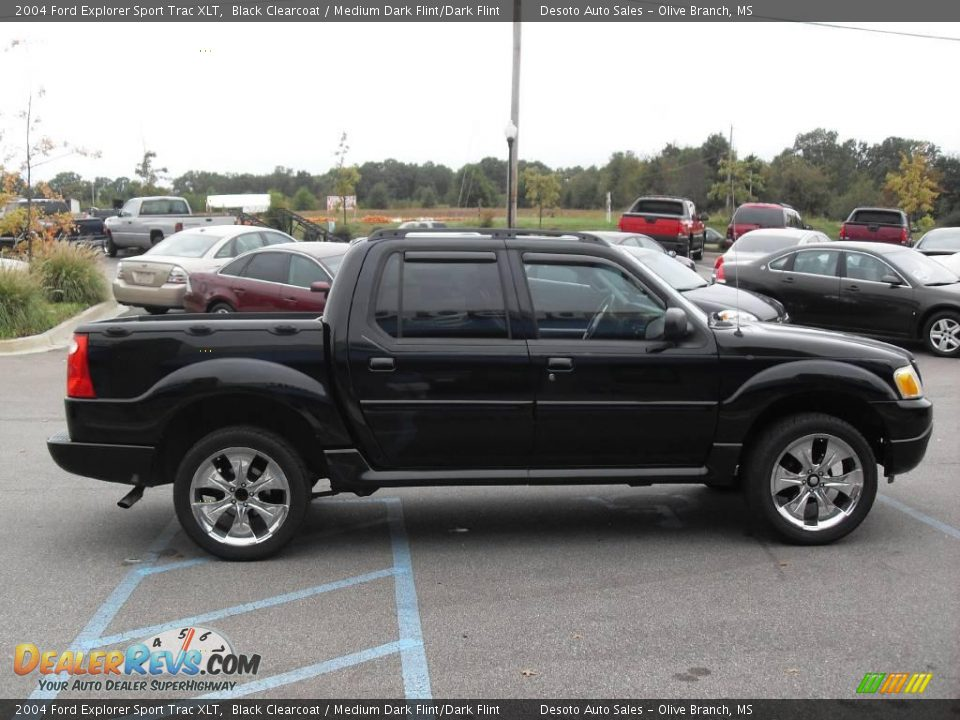 2004 ford explorer sport trac xlt black clearcoat medium dark flint. Cars Review. Best American Auto & Cars Review