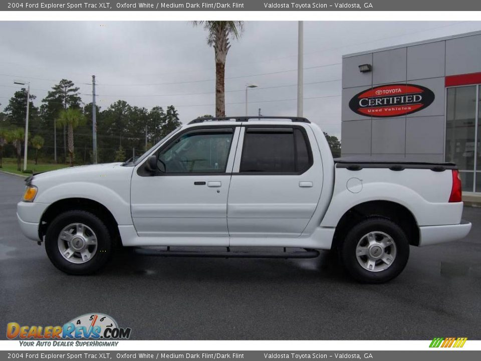 2004 ford explorer sport trac xlt oxford white medium dark flint. Cars Review. Best American Auto & Cars Review