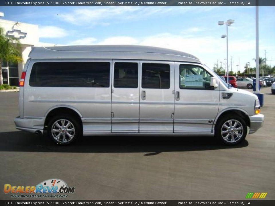 Chevrolet Express Van Conversion