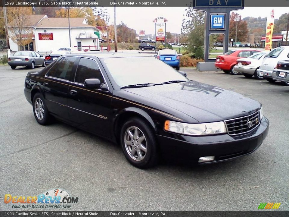 1999 cadillac seville sts sable black neutral shale. Cars Review. Best American Auto & Cars Review