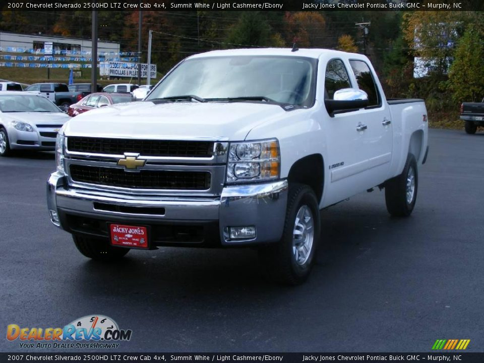 2007 chevrolet silverado 2500hd ltz crew cab 4x4 summit. Black Bedroom Furniture Sets. Home Design Ideas
