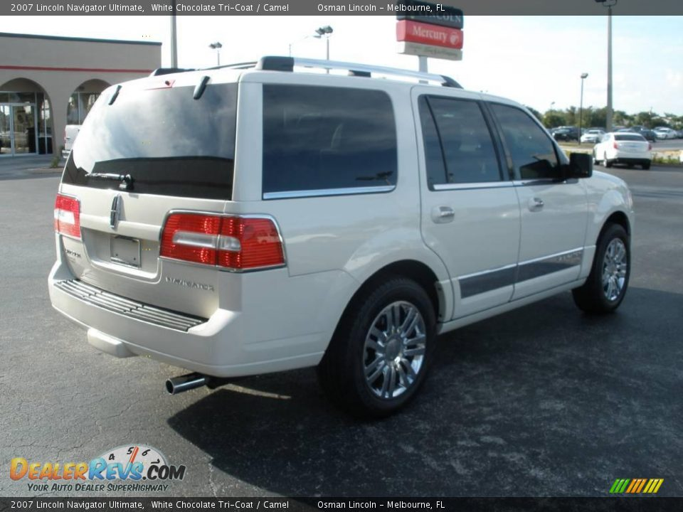 2007 lincoln navigator ultimate white chocolate tri coat for State motors lincoln dealer manchester nh