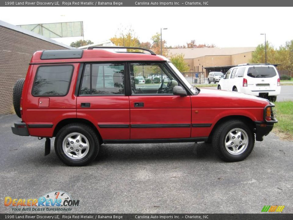 JayNice20 1998 Land Rover Range Rover Specs, Photos ... |Red 1998 Land Rover