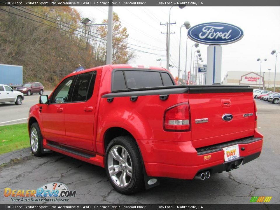 2009 Ford Explorer Sport Trac Adrenaline V8 AWD Colorado ...